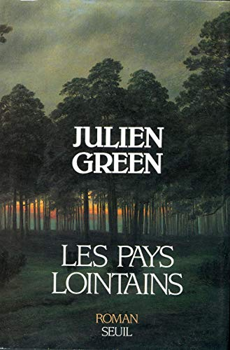 9782020095969: Les pays lointains: Roman (French Edition)