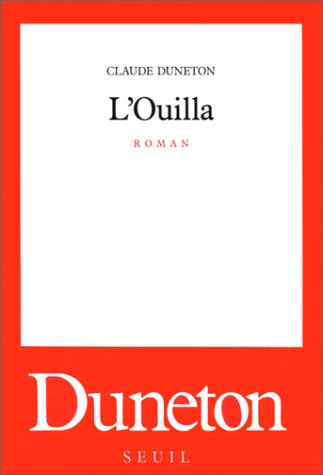 9782020097178: L'ouilla: Roman (French Edition)