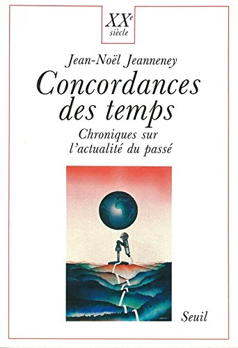 Concordances des temps [Oct 01, 1987] Jeanneney