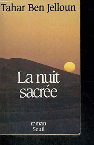 9782020098069: La nuit sacrée