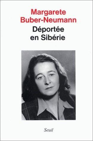 9782020101837: Prisonnière de Staline et d'Hitler