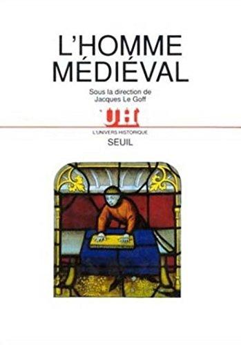 9782020102575: L'Homme médiéval (L'Univers historique)
