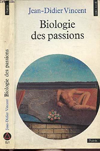 9782020103565: Biologie des passions