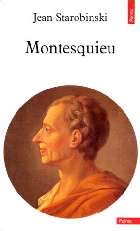 9782020103916: Montesquieu