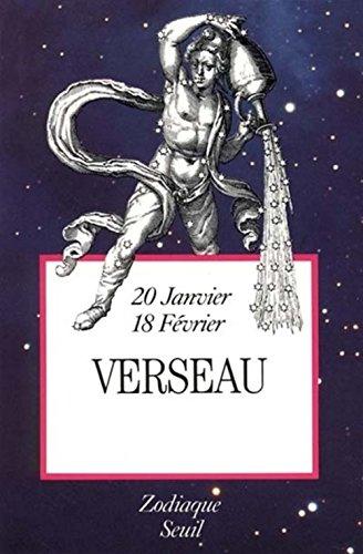 9782020104050: Zodiaque : Verseau