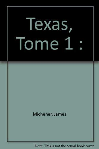 9782020105095: Texas, Tome 1 : (Points)
