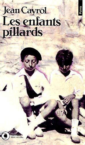 9782020105217: Les Enfants pillards : R�cit (Points roman)