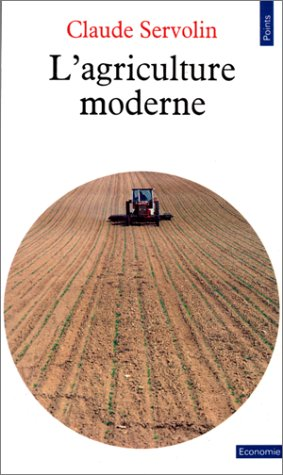 9782020105255: Agriculture Moderne(l') (English and French Edition)