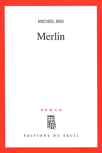 9782020105538: Merlin: Roman (French Edition)