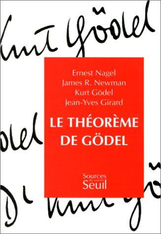 9782020106528: Le Théorème de Gödel