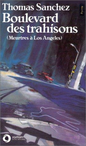 9782020106849: Boulevard des trahisons