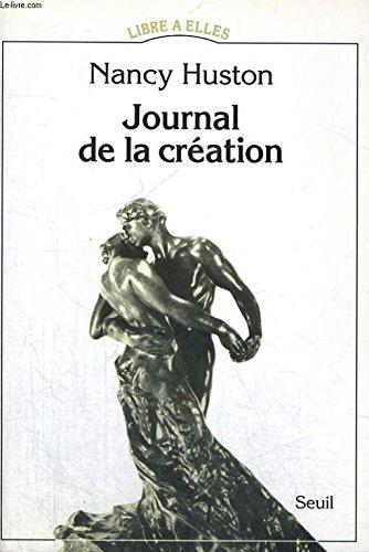 9782020109338: Journal de la création