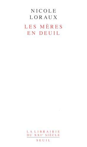 9782020114721: Les Mères en deuil