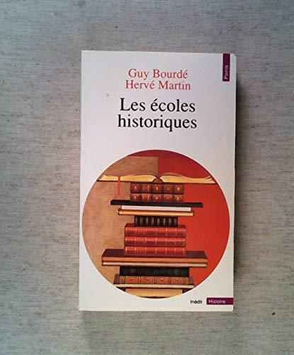 9782020114974: LES ECOLES HISTORIQUES