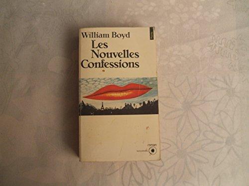 9782020115490: Nouvelles confessions (les) (Points-Roman)