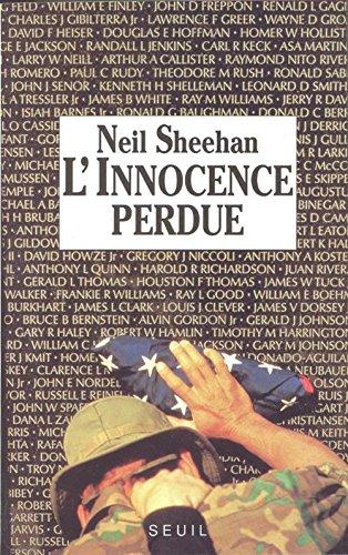 9782020121897: L'Innocence perdue