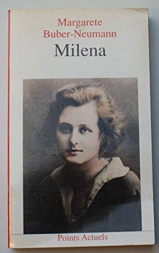 9782020121903: Milena (en FRANCAIS)