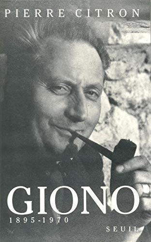 9782020122122: Giono, 1895-1970 (French Edition)