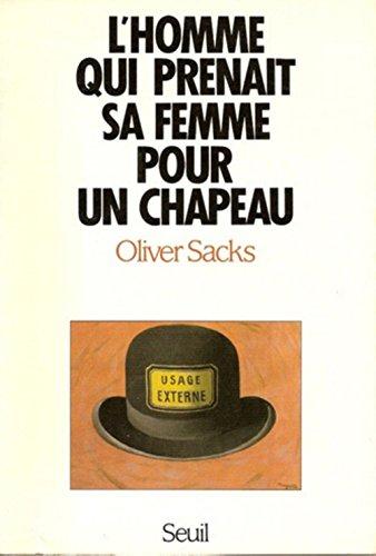 9782020122238: L'Homme qui prenait sa femme pour un chapeau (La couleur des idées)