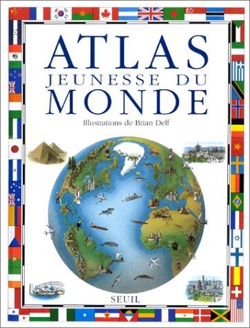 9782020122573: Atlas jeunesse du monde