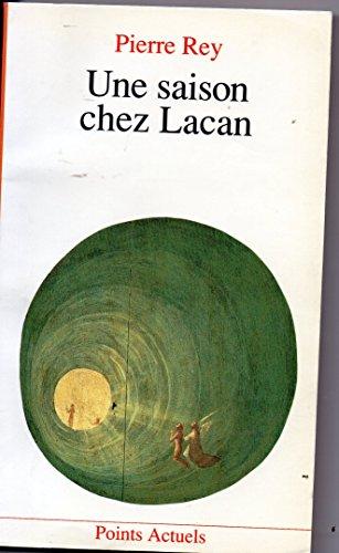 9782020124249: Une Saison chez Lacan : Récit (Points)