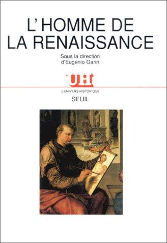 9782020125222: L'Homme de la Renaissance