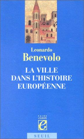 9782020125895: La ville dans l'histoire européenne