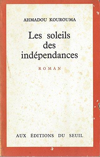9782020125987: Les Soleils DES Independences (Points Roman)