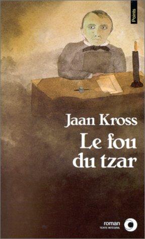 9782020126977: Le Fou du tzar