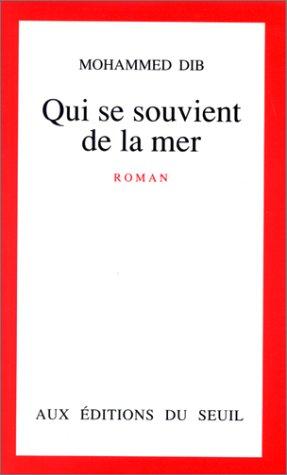 9782020127592: Qui SE Souvient De La Mer (Fiction, poetry & drama) (French Edition)