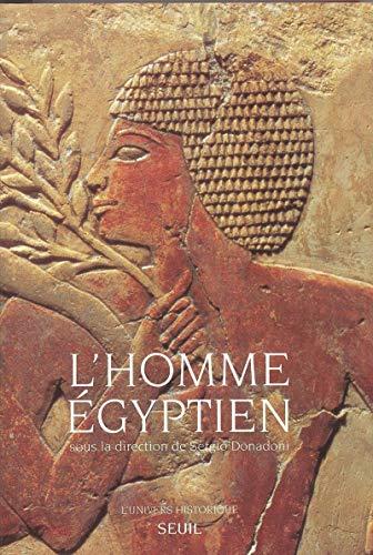 9782020128292: L'homme égyptien