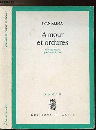 9782020128575: Amour et ordures
