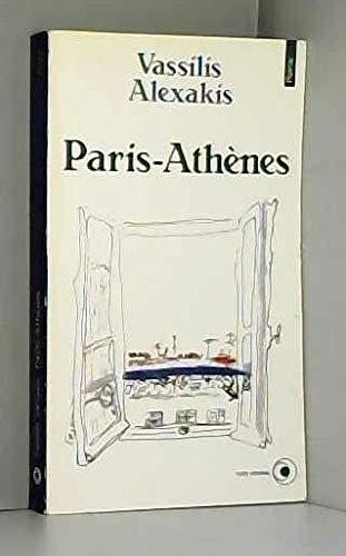 9782020128605: Paris-Athènes
