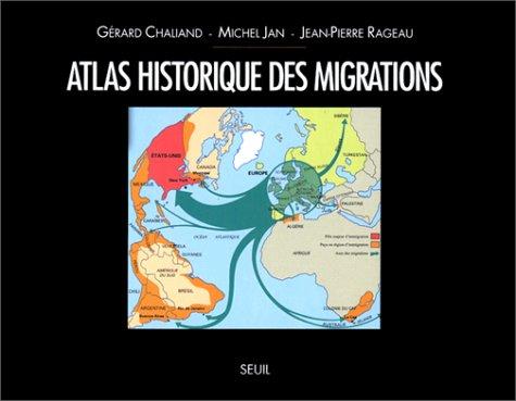 9782020132237: Atlas historique des migrations (French Edition)