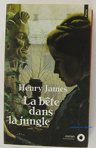 9782020132978: La bête dans la jungle (Points Roman)