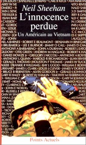 9782020133579: L'innocence perdue. Un Américain au Vietnam