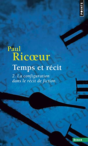 9782020134538: Temps et récit, tome 2
