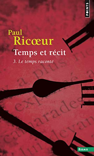 9782020134545: Temps et recit 3: le temps raconte