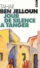 9782020134675: Jour de silence a tanger