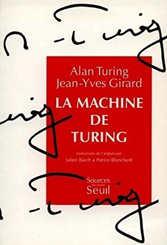 9782020135719: La Machine de Turing