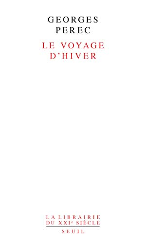 9782020136464: Voyage d'Hiver (French Edition)