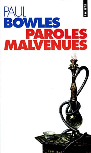 9782020146524: Paroles Malvenues (English and French Edition)