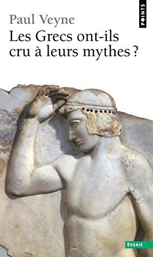 9782020159531: Les Grecs ont-ils cru à leurs mythes?
