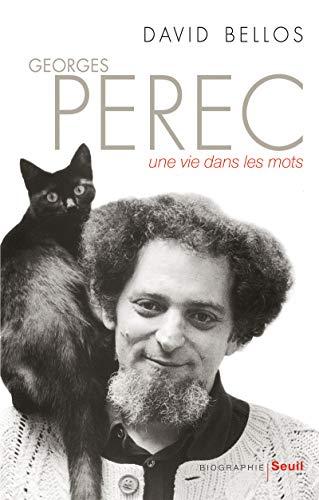 9782020168687: Georges Perec : une vie dans les mots