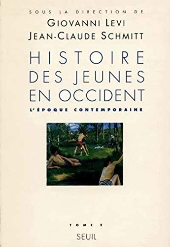 Histoire des jeunes en Occident: R. (Renata) Ago