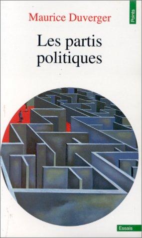 9782020183772: Les partis politiques (Points)