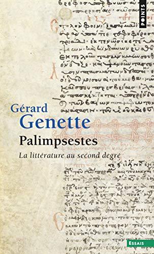 9782020189057: Palimpsestes (Points essais)