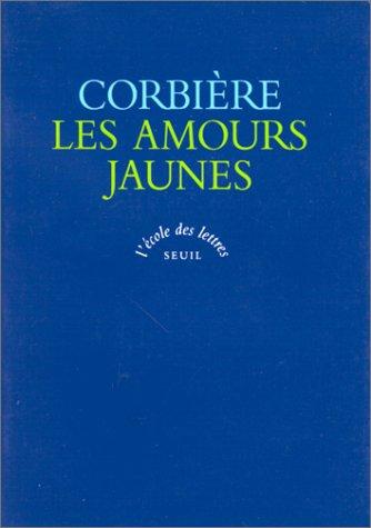 9782020190596: Les amours jaunes