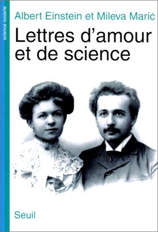 9782020194679: Lettres d'amour et de science