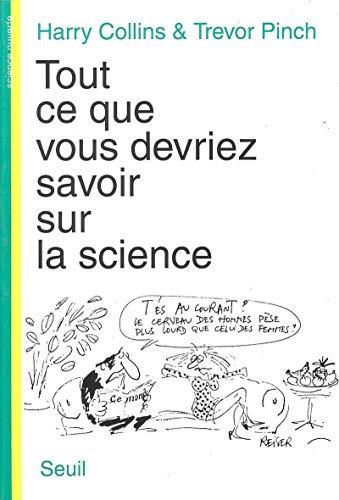 9782020194686: Tout ce que vous devriez savoir sur la science